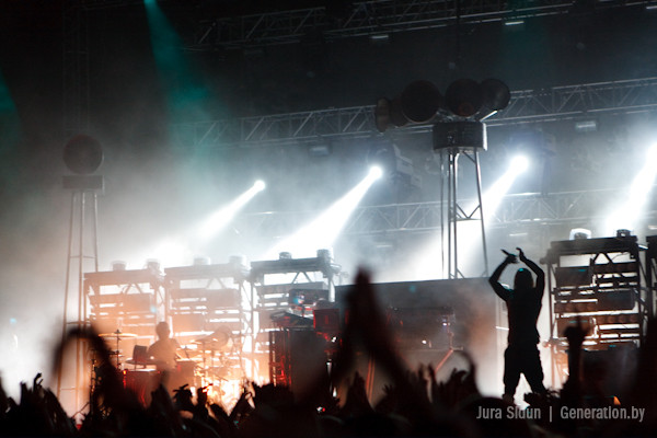 The Prodigy in Minsk