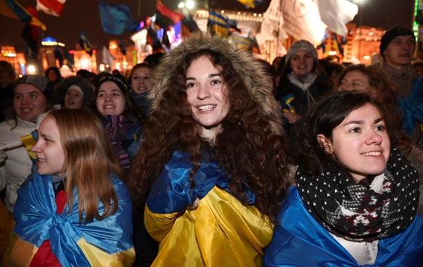 Видео украинских студенток моему